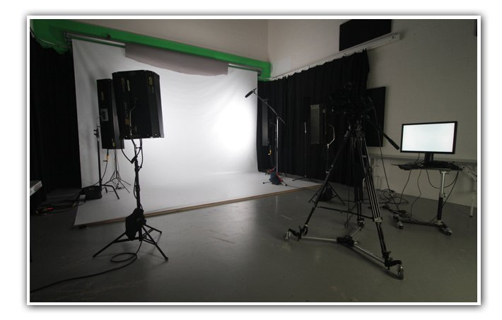 Our video and photo studio